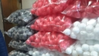 Игровые шарики для сухого бассейна